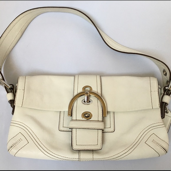 Coach Handbags - COACH Small Leather Bag